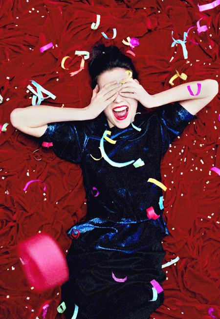 Вещи недели: 8 блестящих платьев. Изображение № 7.