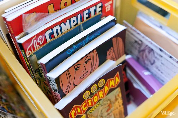 Раскадровка: 6 магазинов илавок с комиксами вПетербурге. Изображение № 51.