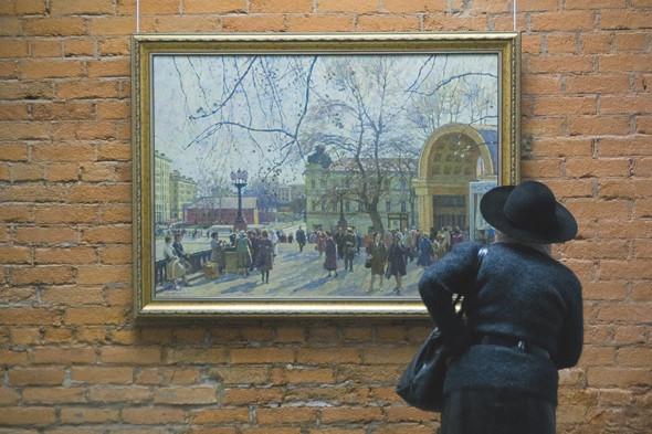 В Москве открылся Институт русского реалистического искусства. Изображение № 4.