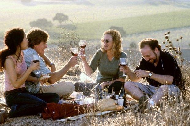 Фильм «На обочине»: Вернуть вкус кжизни, путешествуя покалифорнийским виноградникам. Изображение № 1.