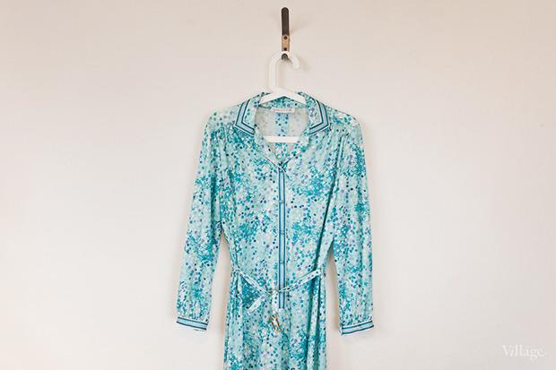 Винтажное платье — 1 600 рублей. Изображение №51.