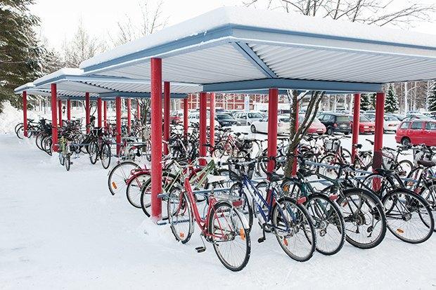 Консультант мэрии финского Оулу — о зимнем велодвижении. Изображение № 2.