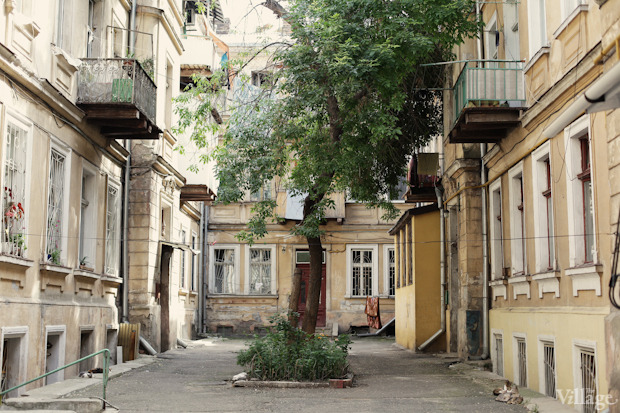 Старинные улицы Одессы