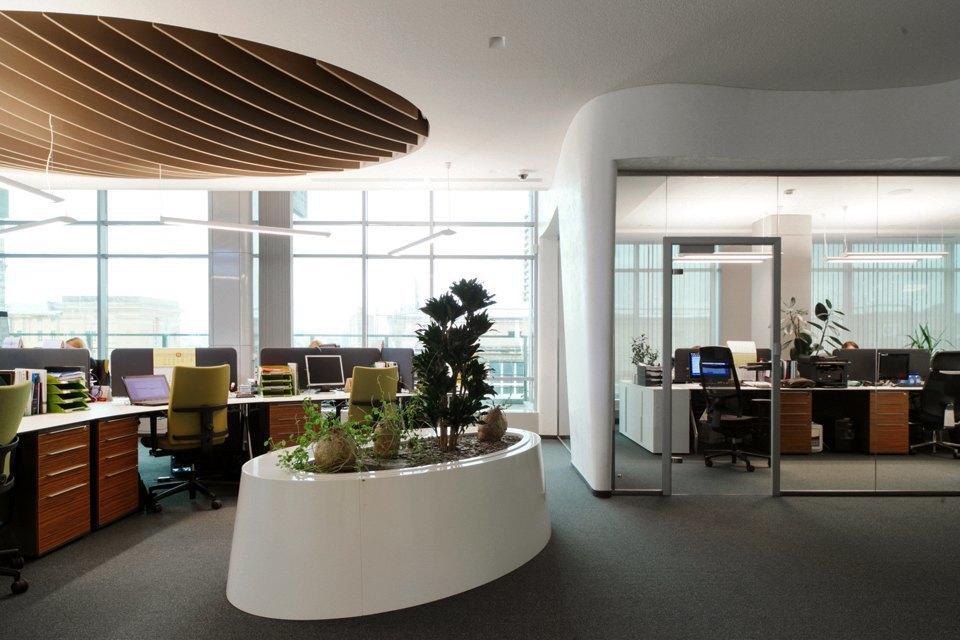 Офис логистической компании накрыше пентхауса. Изображение № 4.