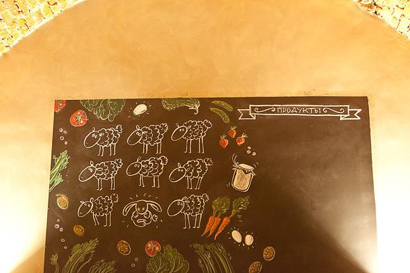 Новое место (Петербург): Ресторан Bazar. Изображение № 25.