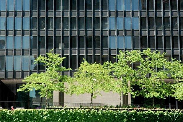 IBM Plaza. Изображение № 9.