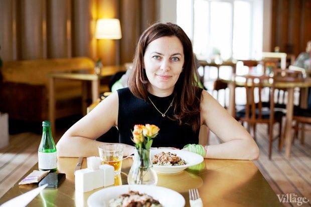 Анна Дюльгерова о кафе при центре «Гараж». Изображение № 13.