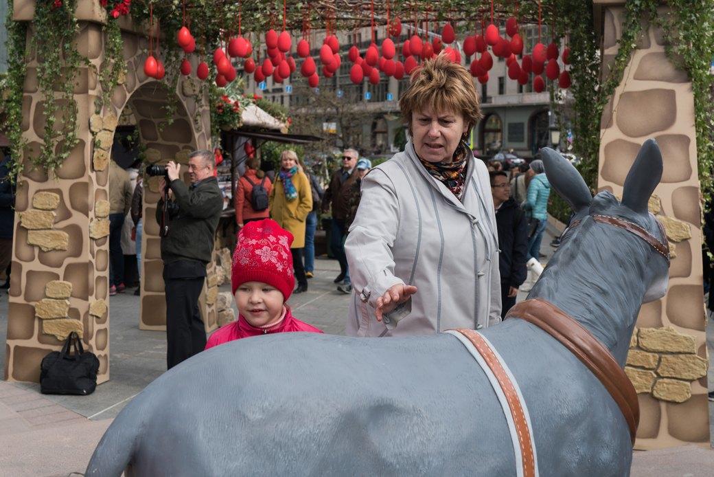 «Больше всего понравился ослик»: Москвичи — остранных объектах нагородских улицах. Изображение № 11.
