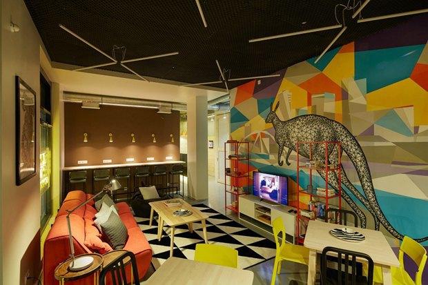 В Петербурге открылся хостел Twin Cities Melbourne. Изображение № 9.