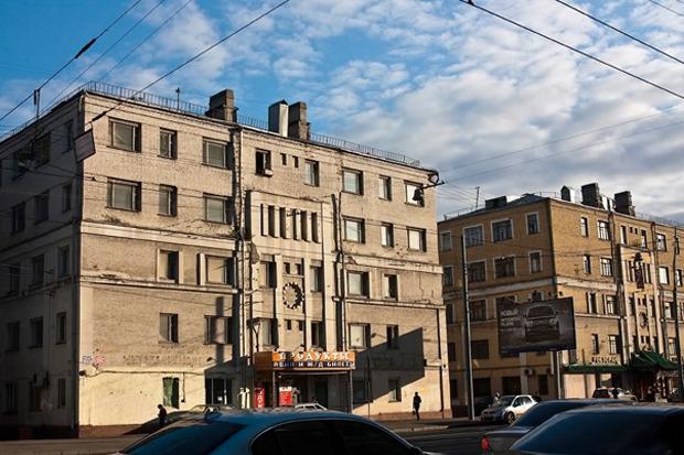 Русаковская, 7, архитектор Борис Иофан. Изображение № 2.