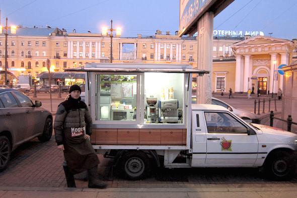 Фотография: «Кофе Mobile». Изображение № 4.
