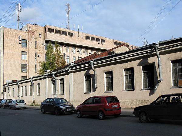 На Шпалерной сносят Аракчеевы казармы. Изображение № 2.