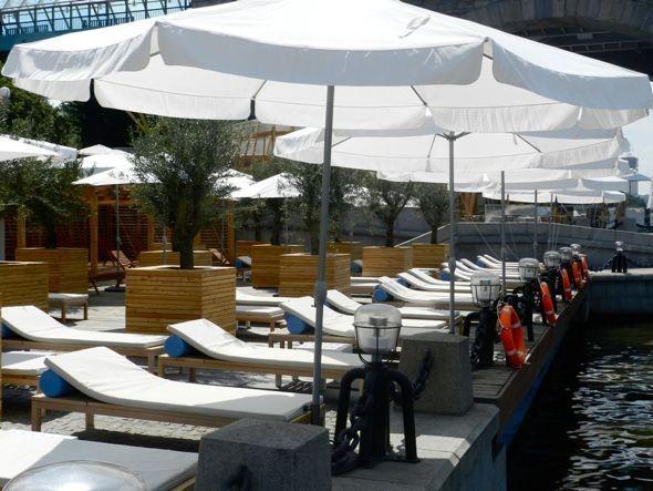 Место под солнцем: 5 пляжей при ресторанах. Изображение № 4.