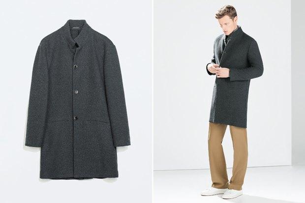 Где купить мужское пальто: 9вариантов от 6 до 29 тысяч рублей. Изображение № 3.