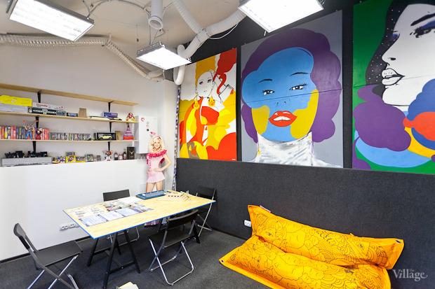 Офис недели (Петербург): Dange Design Studio. Изображение № 3.