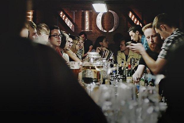 Каким будет фильм опетербургской барной культуре . Изображение № 2.