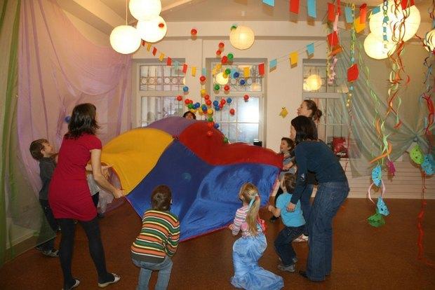 В Петербурге открылся коворкинг для родителей с детьми. Изображение № 1.