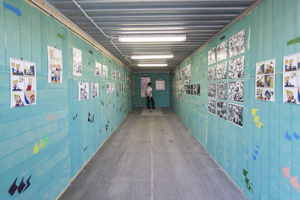 В Петербурге открылся Музей стрит-арта. Изображение № 26.