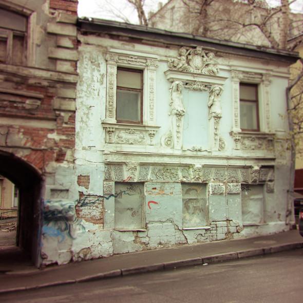 В зоне риска: Дом с кариатидами в Печатниковом переулке. Изображение № 10.
