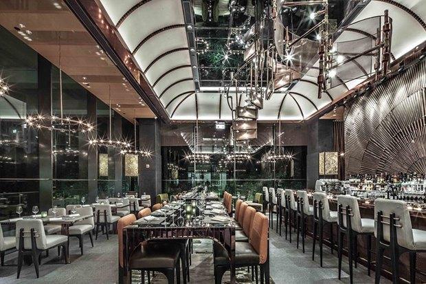 Ресторан Ammo в Гонконге . Изображение № 9.