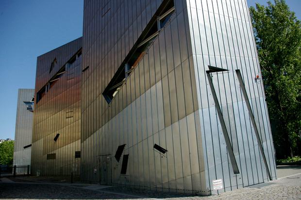 Иностранный опыт: 5еврейских музеев вмире. Изображение № 1.