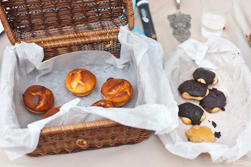 Sweet Dreams, Сад им. Баумана. В меню: печенье и коктейли. Изображение № 66.