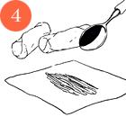 Рецепты шефов: Овощной спринг-ролл. Изображение № 7.