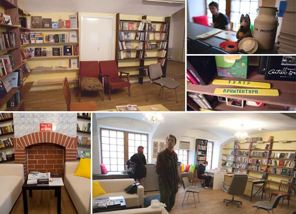 Книжный мир: 5 новых книжных магазинов в Петербурге. Изображение № 13.