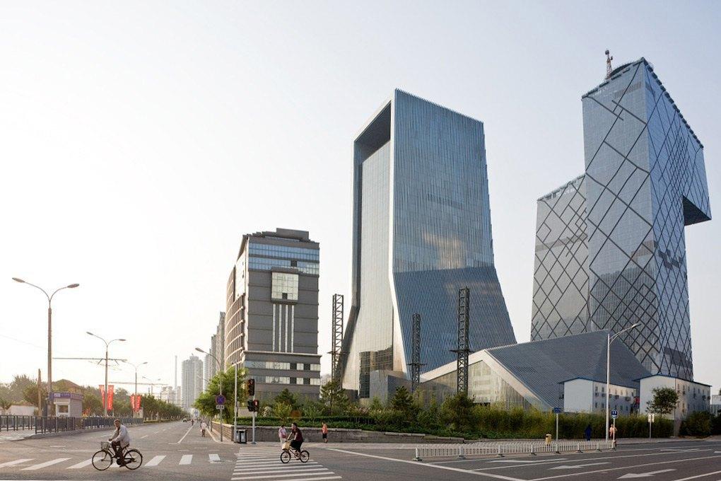 Hopes Tech: 15 самых эффектных небоскрёбов мира. Изображение № 44.
