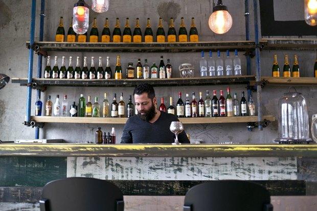 В «АртХаусе» откроется pop-up ресторан Door19. Изображение № 5.