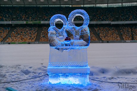 В «Олимпийском» откроют выставку ледяных скульптур. Зображення № 4.
