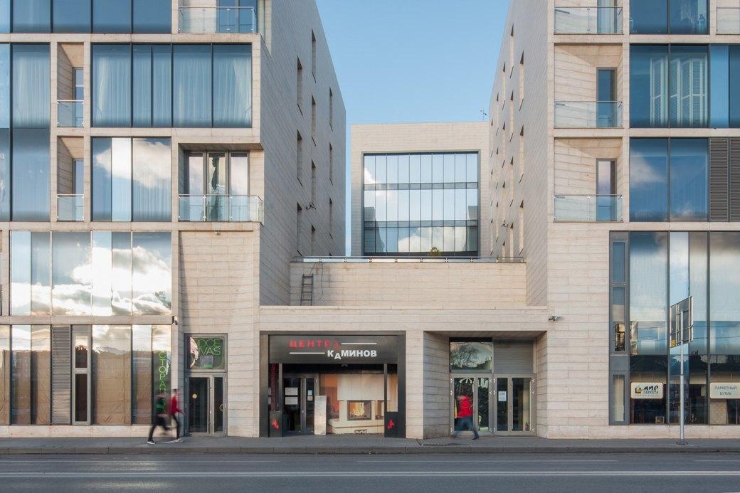Жилой комплекс «Баркли Плаза» бюро «Сергей Скуратов Architects», 2008 год. Изображение № 21.