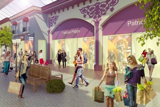 Пополнение: 6 новых торгово-развлекательных центров вКиеве. Изображение № 45.