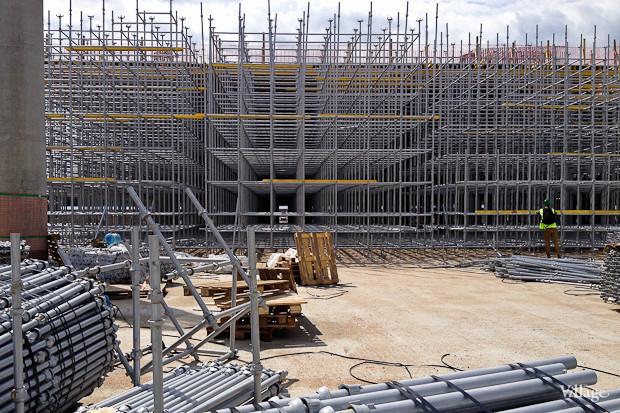 Фоторепортаж: Каким будет новый терминал Пулкова. Изображение № 9.