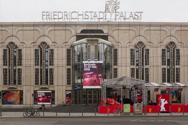 Friedrichstadt-Palast. Изображение № 5.