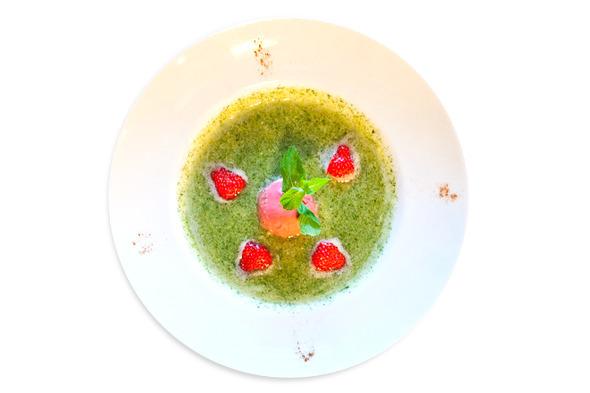 Сезонное меню: Холодные супы в ресторанах Петербурга. Изображение № 25.