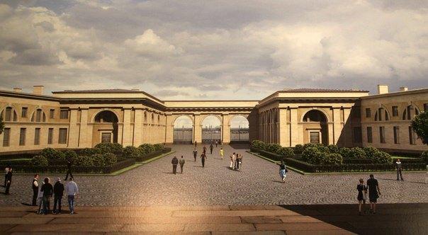 Вместо жилья для судей на Добролюбова появится парк. Изображение № 4.