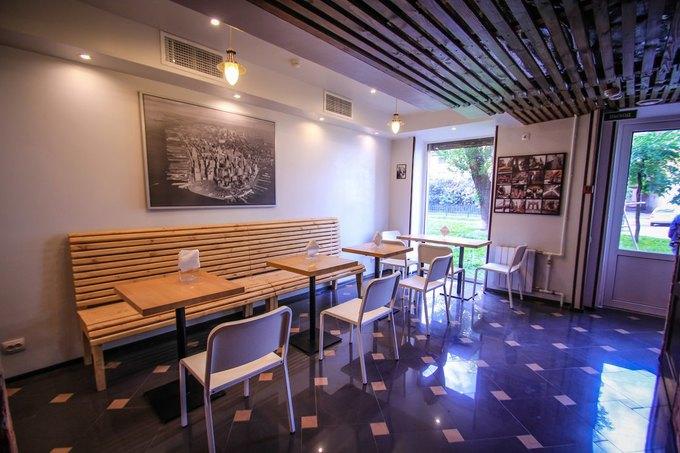 На Нарвской открылось кафе с бургерами и буррито Starsky . Изображение № 3.