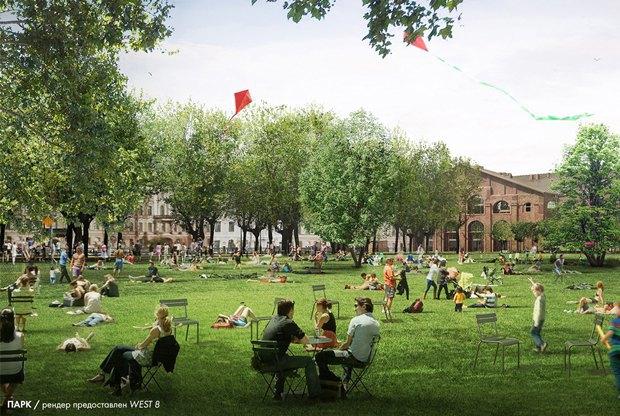 «Новая Голландия» откроется для горожан в августе. Изображение № 6.