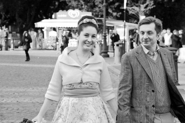 Сезонное предложение: 4 современные свадьбы. Изображение № 51.