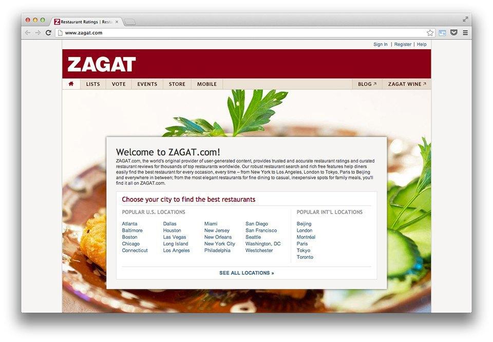 Иностранный опыт: Как Michelin и Zagat выбирают лучшие рестораны. Изображение № 17.