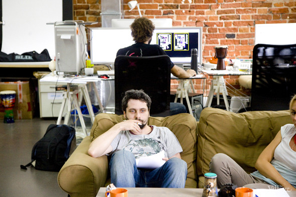 Офис недели: Progression. Изображение № 35.