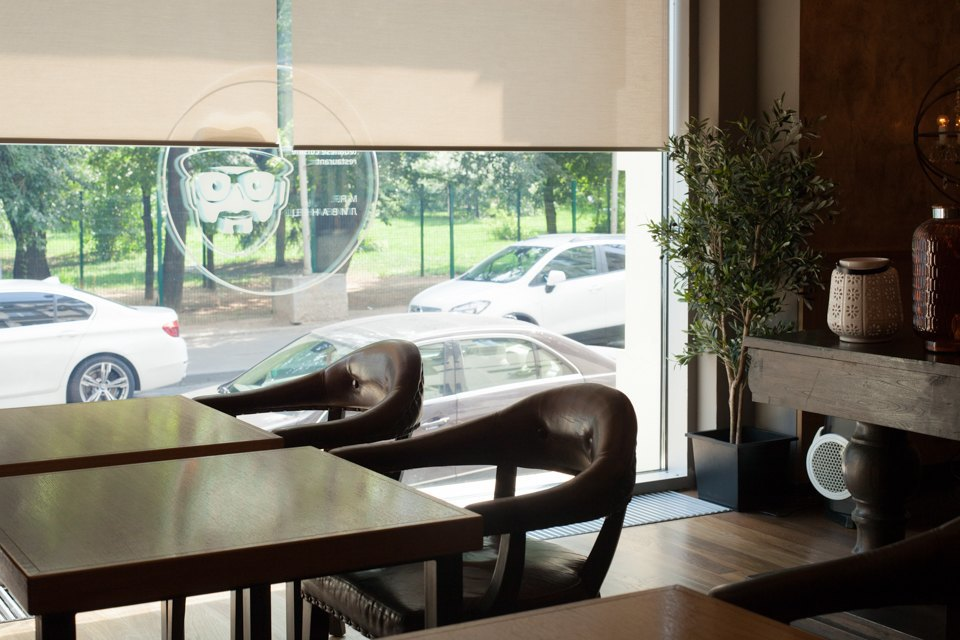 Ресторан «Mr. Ливанец». Изображение № 12.
