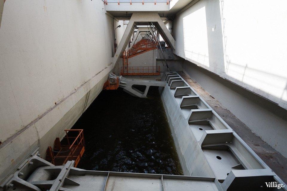 После нас хоть потоп: Как работает дамба вКронштадте . Изображение № 9.