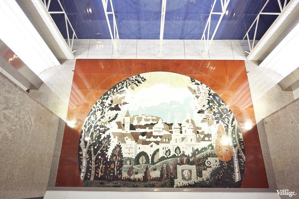 Фоторепортаж: Станции метро «Международная» и«Бухарестская» изнутри. Изображение № 4.