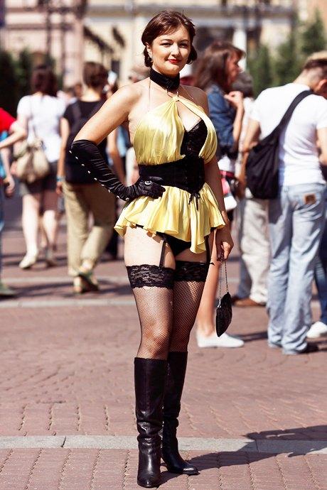 Люди в городе: Участники «Гик-парада» в Петербурге. Изображение №12.