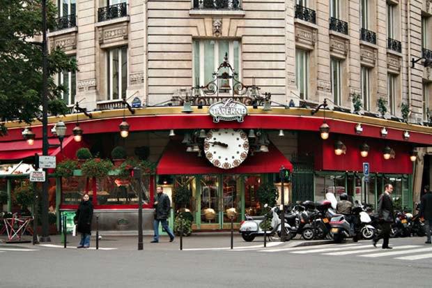 Наружная реклама в Париже. Изображение № 6.