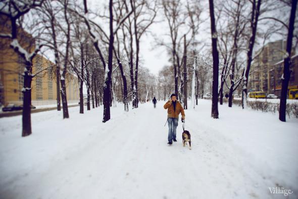 Белым по серому: Итоги снежного января в Киеве. Зображення № 7.
