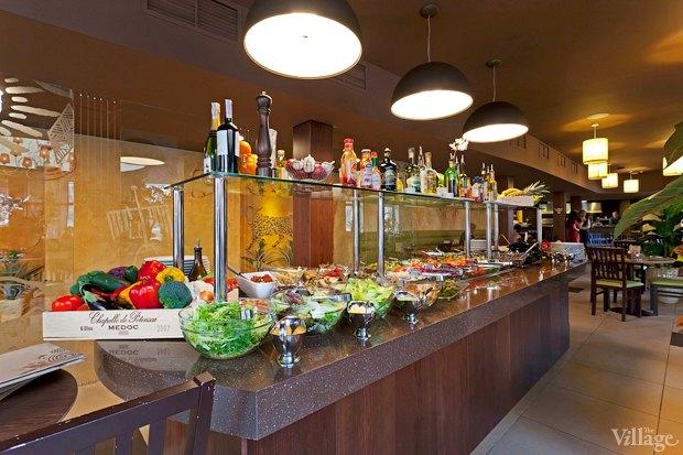 Новое место (Киев): Бразильский ресторан Grill do Brasil. Зображення № 4.