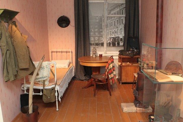 В Невском районе открылся музей Ольги Берггольц. Изображение № 2.